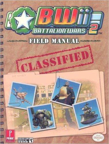 Battalion Wars 2 Field Manual
