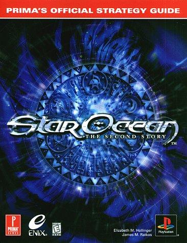 Star Ocean: The Second Story Strategy Guide