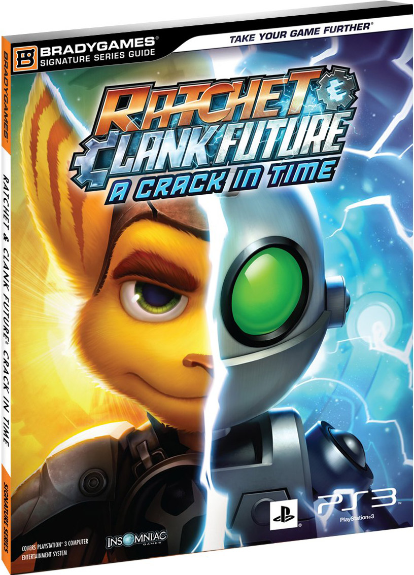 Buy Playstation 3 Ratchet Clank Future A Crack In Time Guide