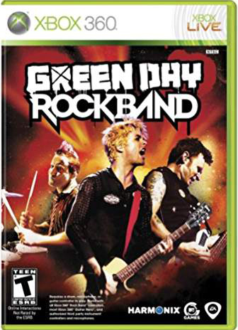 Rock Band: Green Day Game Only
