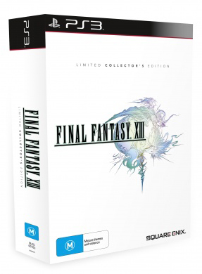 Final Fantasy XIII Collector's Edition