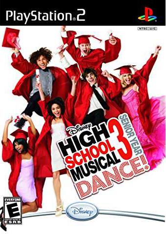 High School Musical 3 Senior Year DANCE! (Game Only)