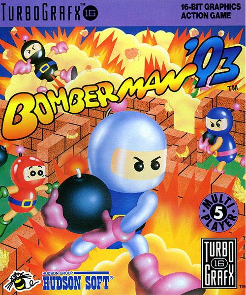 Bomberman '93 PC Engine