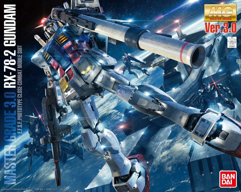 Mobile Suit Gundam Version 2.0