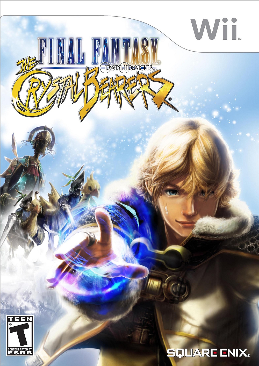 Final Fantasy Crystal Chronicles: The Crystal Bearers Guide