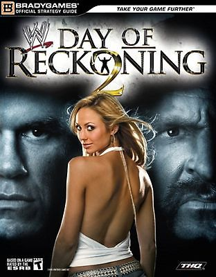 WWE Day of Reckoning 2 Strategy Guide