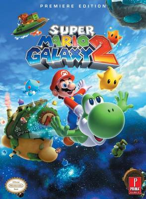 Super Mario Galaxy 2 Official Strategy Guide