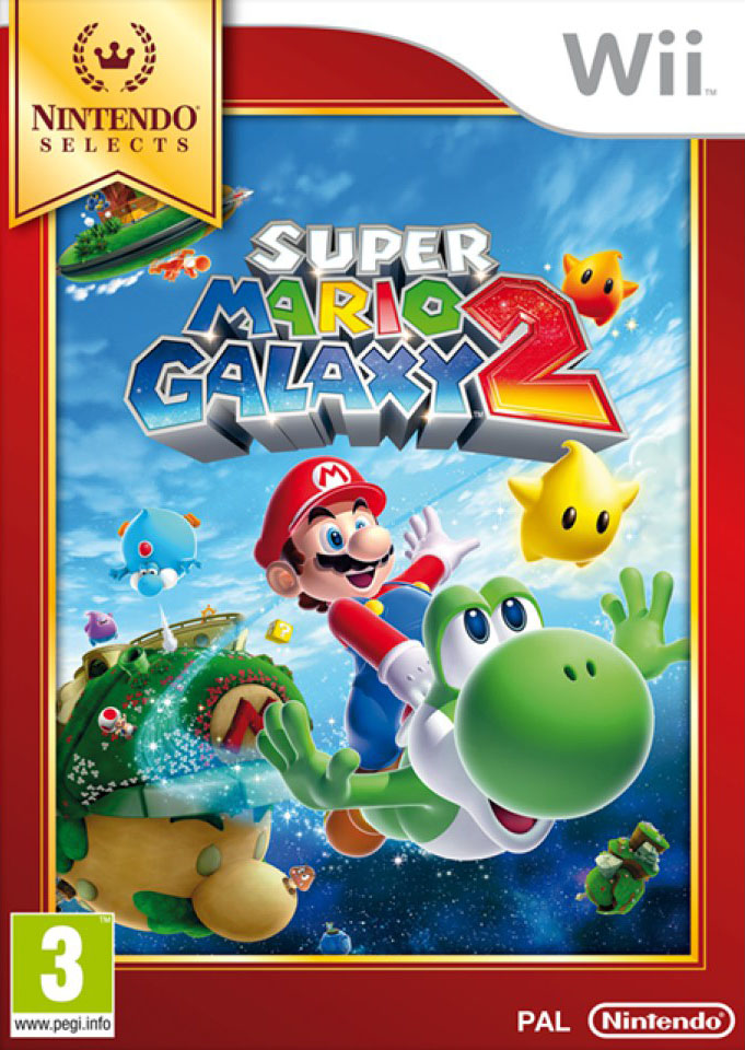 Super Mario Galaxy 2 Collector's Edition Strategy Guide