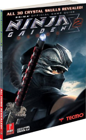 Ninja Gaiden Sigma 2 Official Game Guide