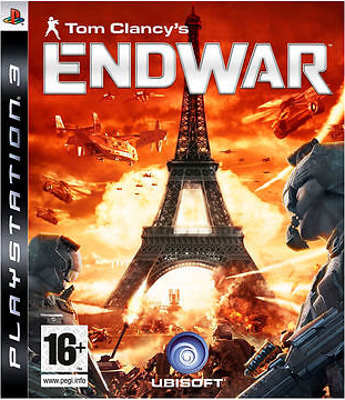 EndWar Tom Clancy's