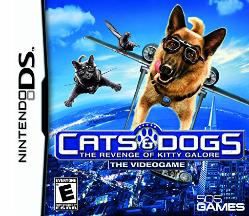 Cats & Dogs: Revenge of Kitty Galore