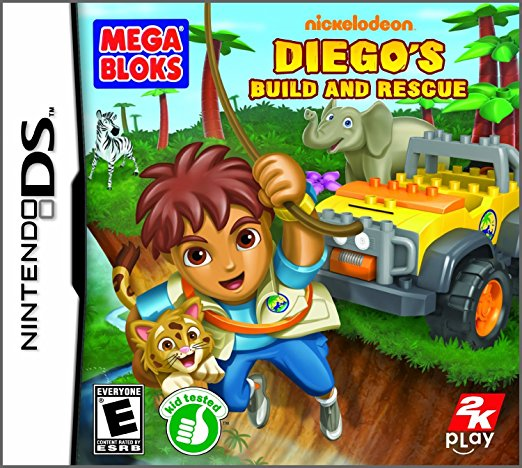 Mega Bloks: Diego's Build and Rescue
