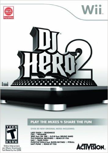 DJ Hero 2 Game Only
