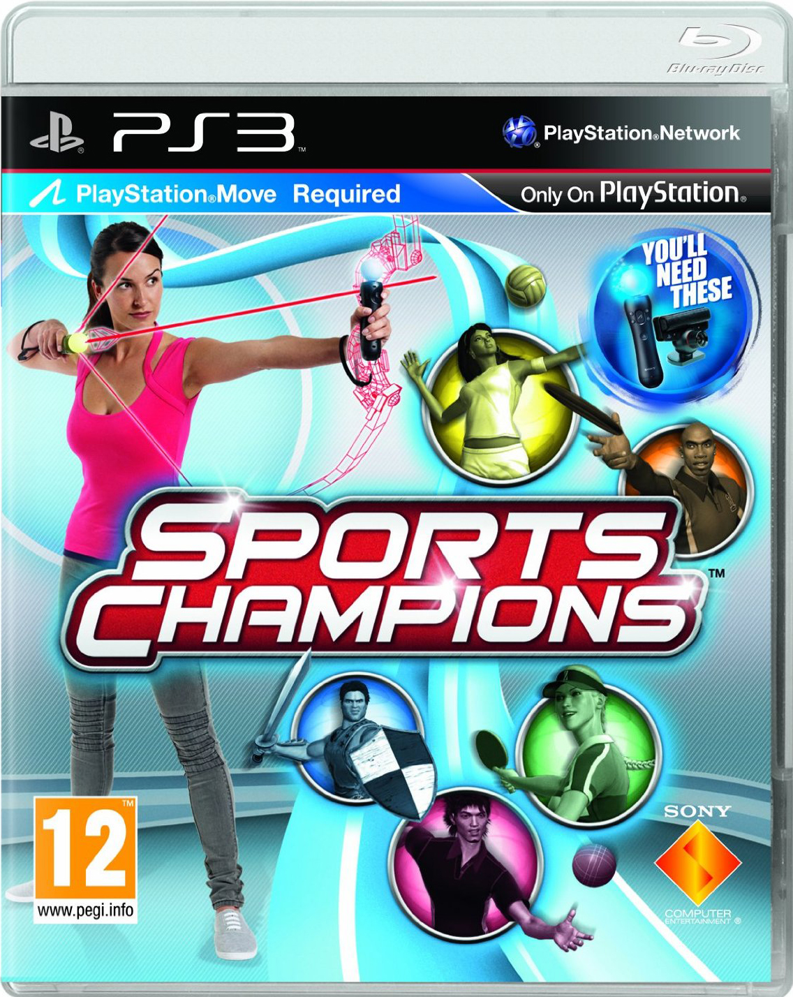 Sports Champions Game Only