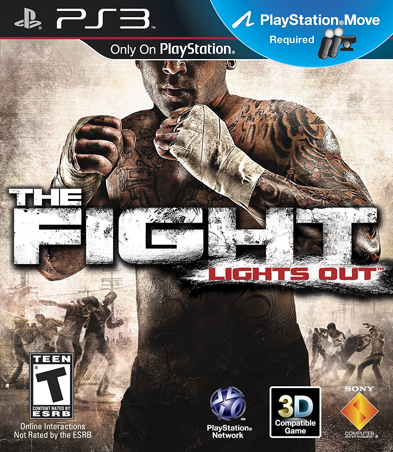 Fight: Lights Out