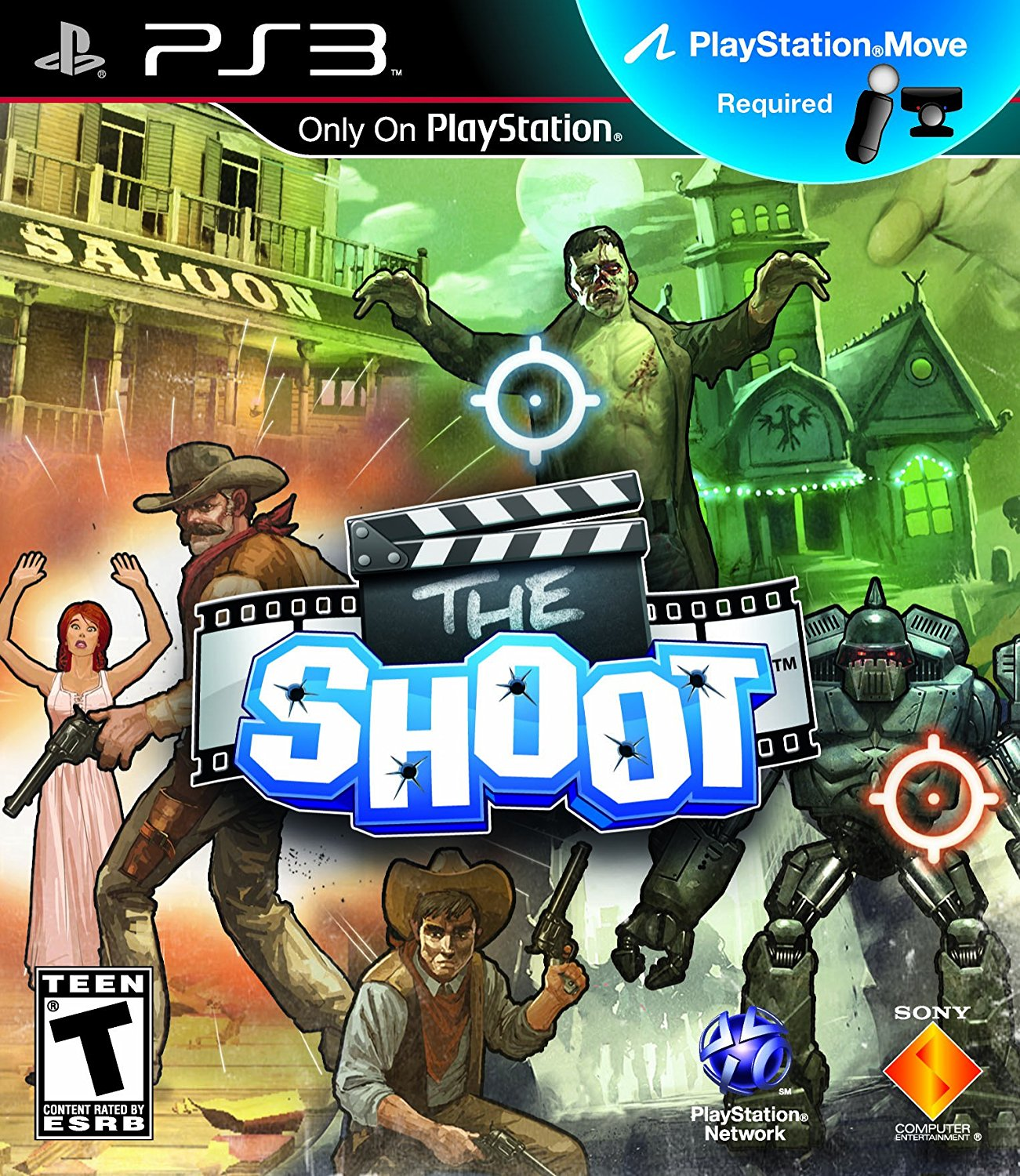 Shoot, The