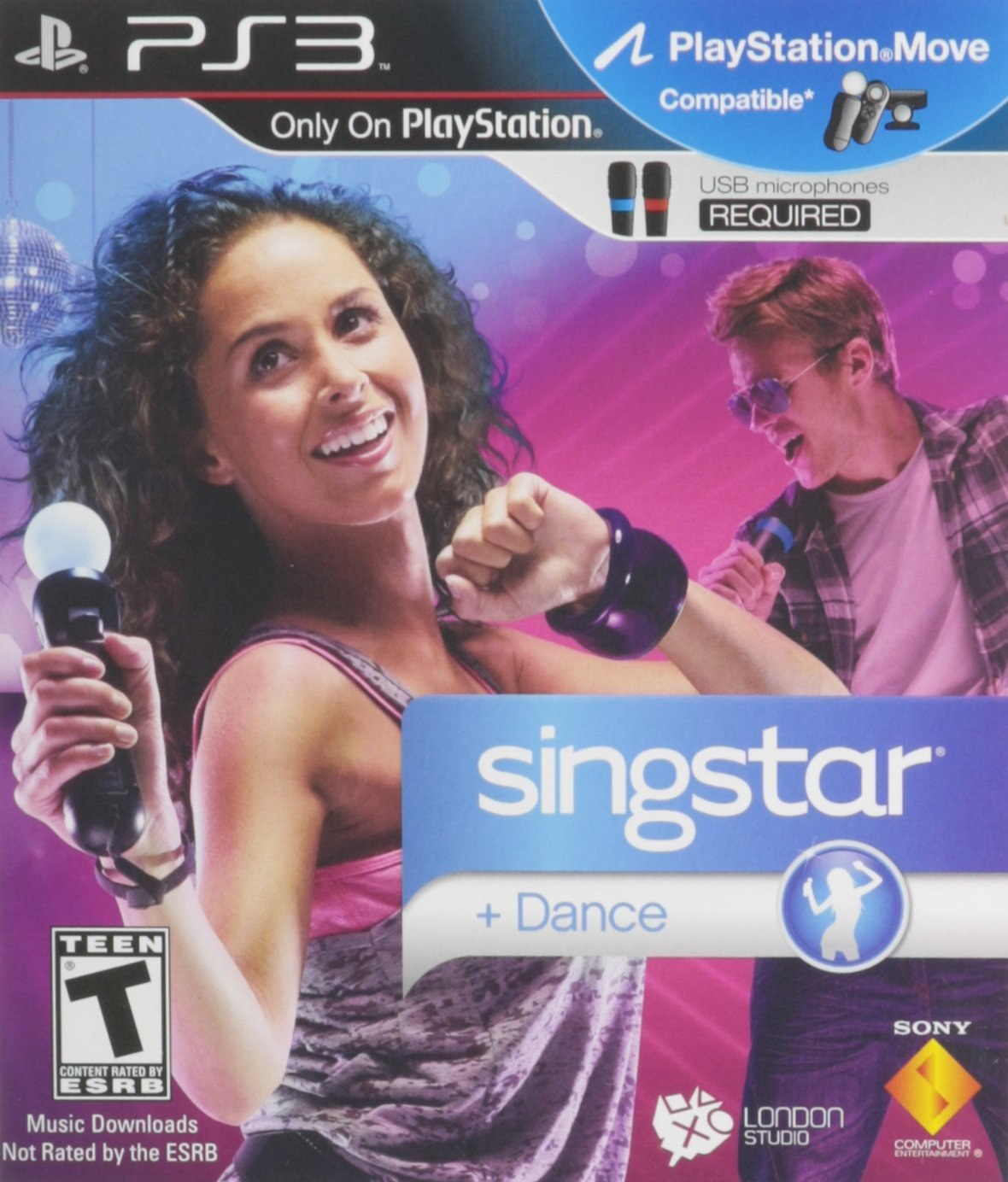SingStar Dance Game Only