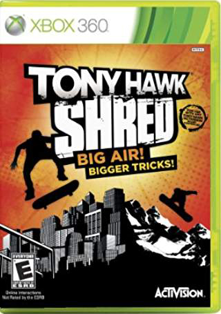 Tony Hawk: Shred Game Only