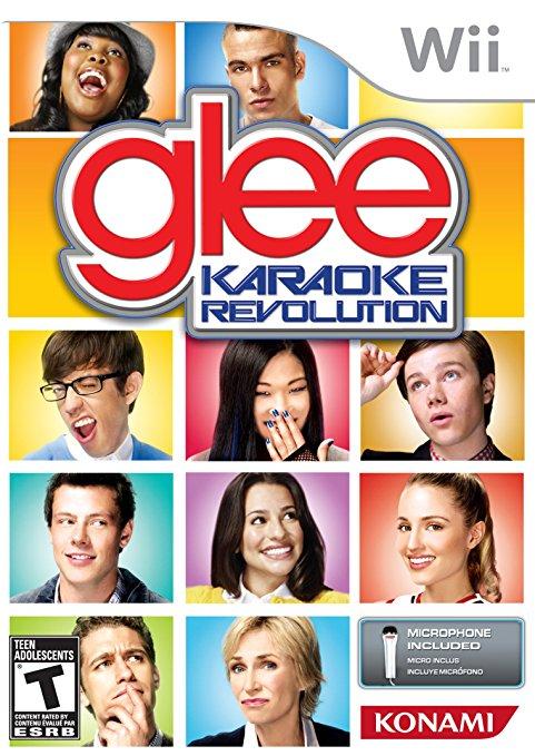 Karaoke Revolution: Glee Bundle