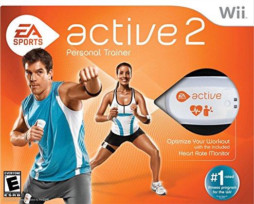 EA Sports Active 2 Bundle