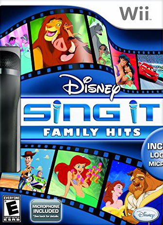 Disney Sing it: Family Hits Bundle
