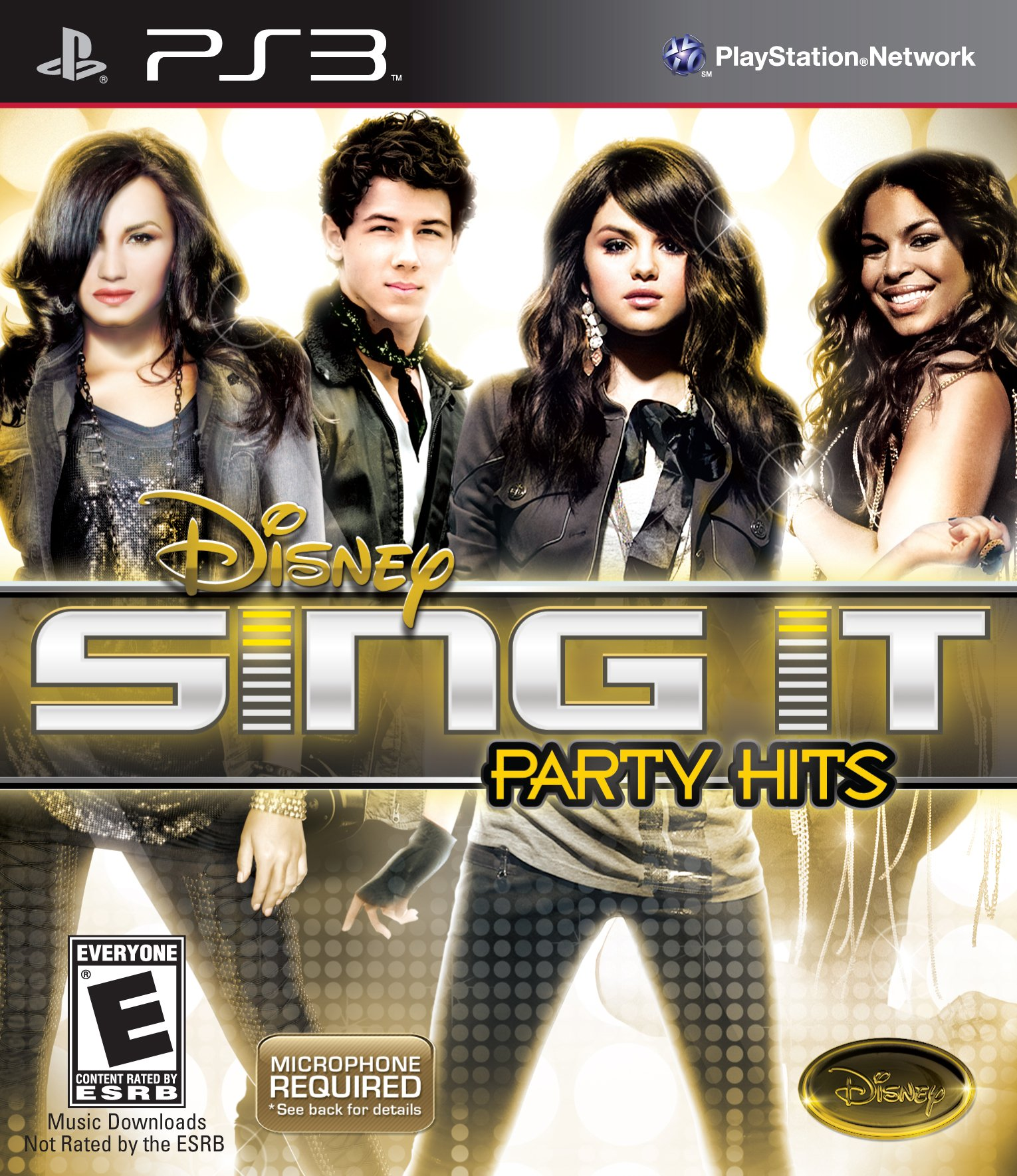 Disney Sing it: Party Hits Game Only
