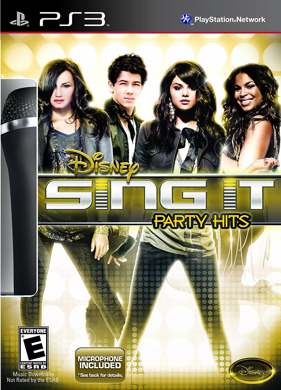 Disney Sing it: Party Hits Bundle