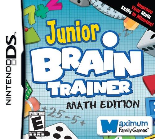Junior Brain Trainer: Math Edition