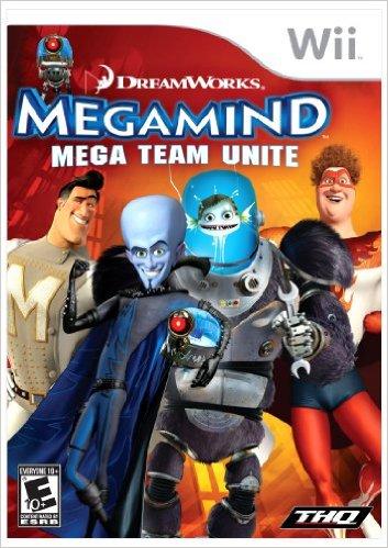 Megamind: Mega Team Unite