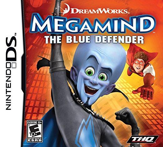 Megamind: The Blue Defender