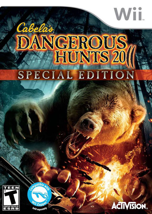 Cabela's Dangerous Hunts 2011 Special Edition