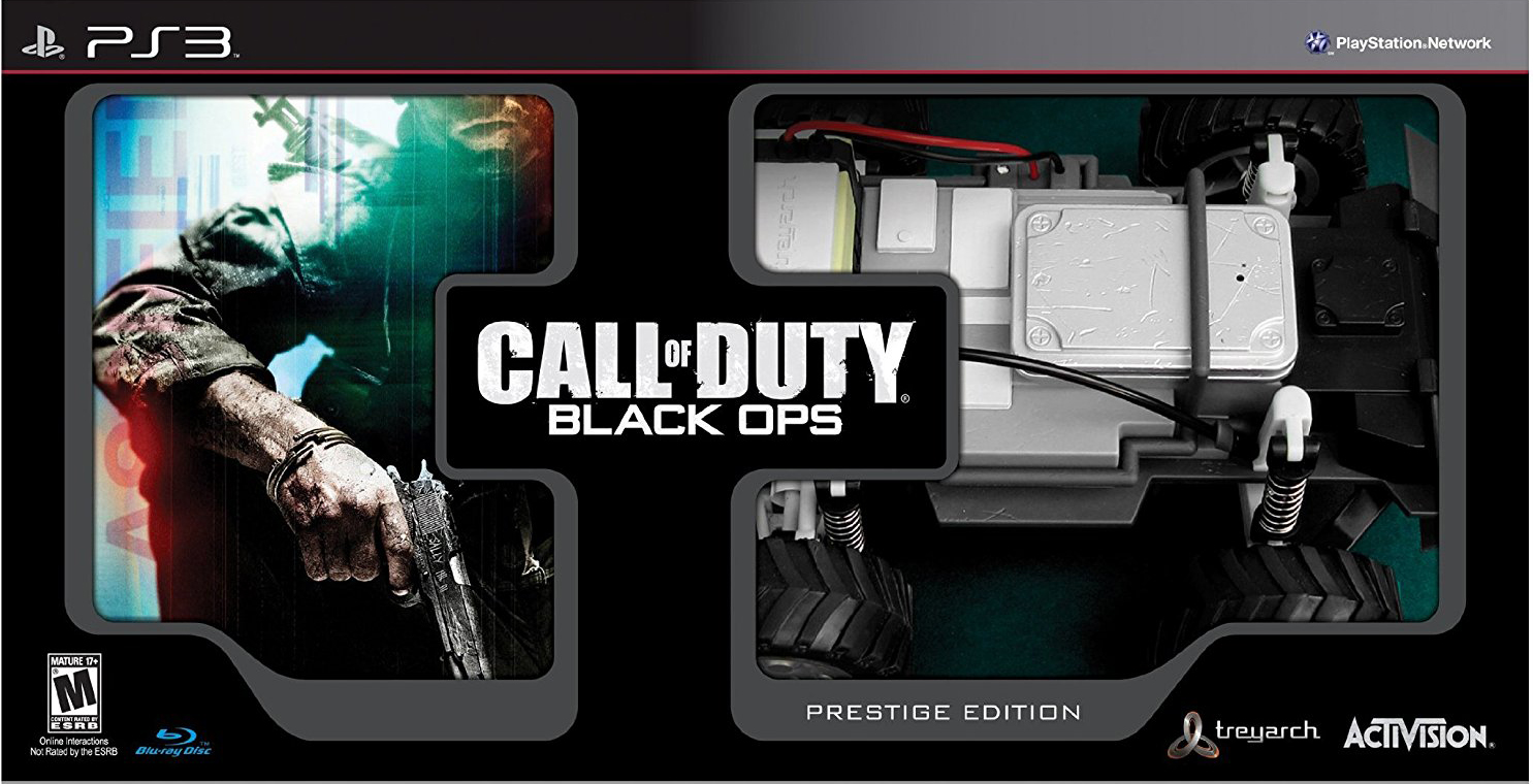 Call of Duty: Black Ops Prestige Edition