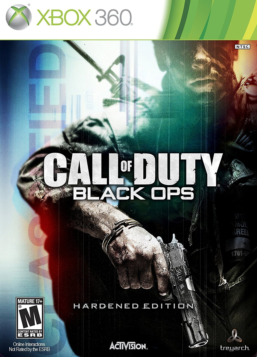 Call of Duty: Black Ops Hardened Edition