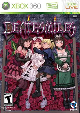 Deathsmiles (Game Only)