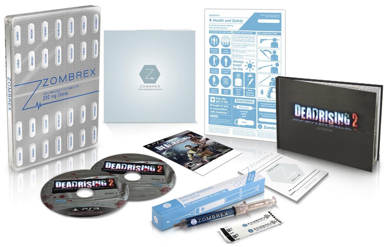 Dead Rising 2 Zombrex Edition
