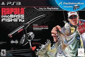 Rapala Pro Bass Fishing 2010 with Rod