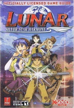 Lunar: Silver Star Harmony Official Game Guide