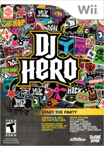 DJ Hero Game Only