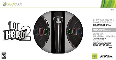 DJ Hero 2 Party Bundle