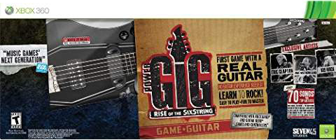 Power Gig: Rise of the SixString Guitar Kit