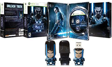 Star Wars: The Force Unleashed II Collector's Edition