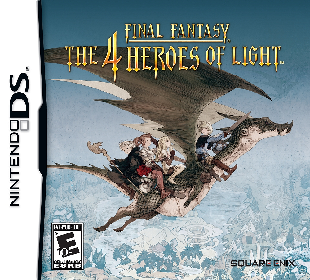 Final Fantasy: The 4 Heroes of Light Guide
