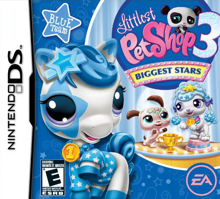 Littlest Pet Shop 3: Biggest Stars Blue Team