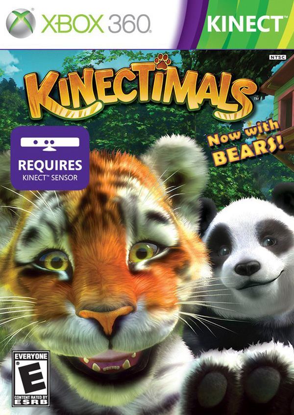 Kinectimals Limited Edition with Maltese Tiger