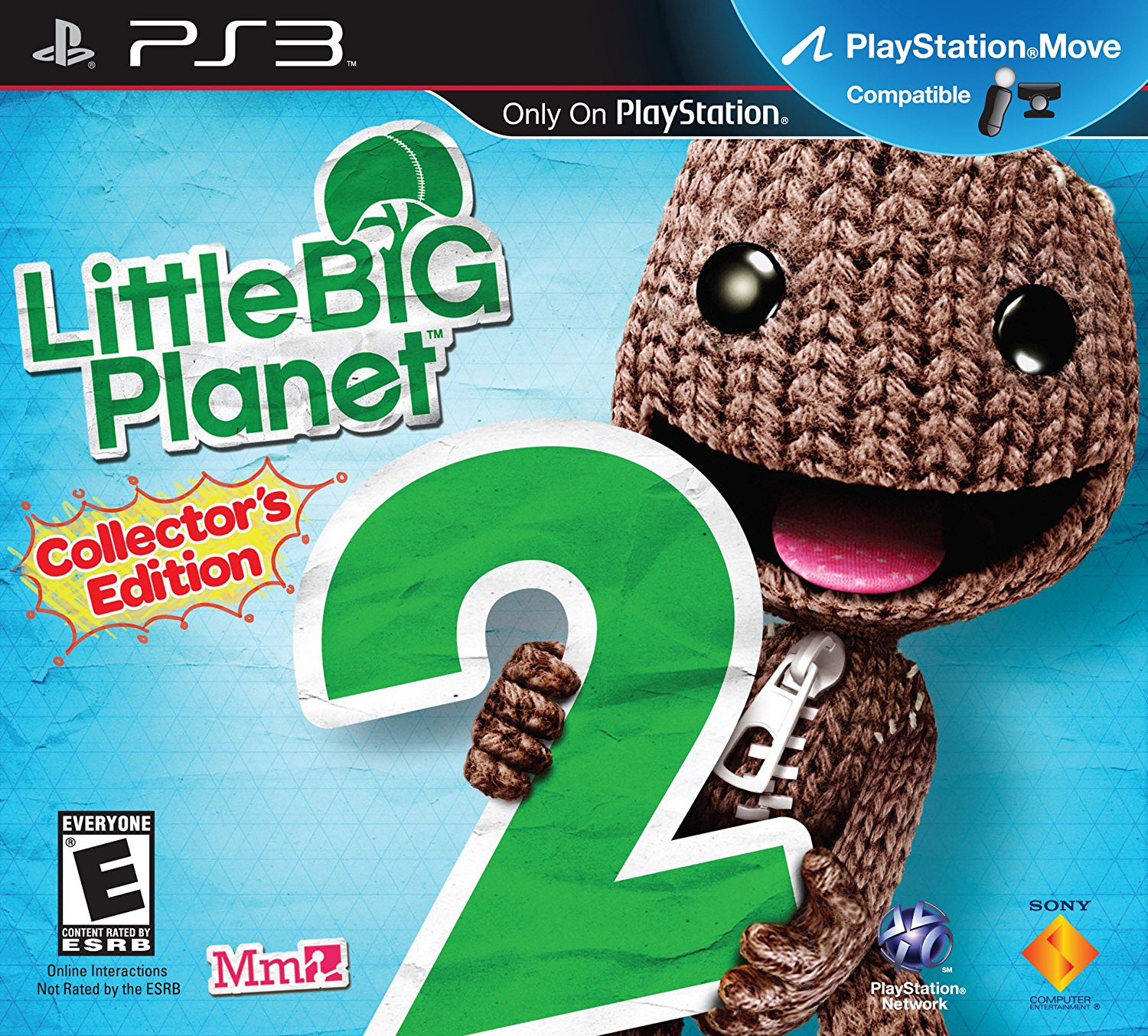 LittleBigPlanet 2 Collector's Edition