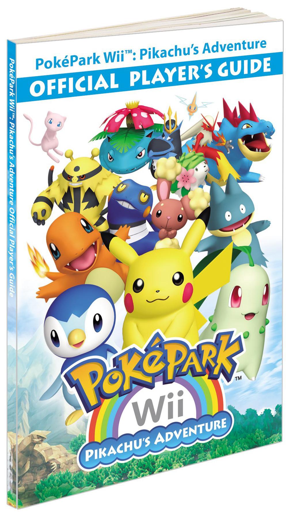 PokePark Wii: Pikachu's Adventure Guide