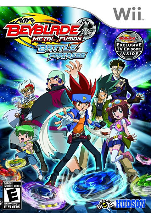 Beyblade: Metal Fusion Battle Fortress