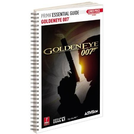 Goldeneye 007 Essential Guide