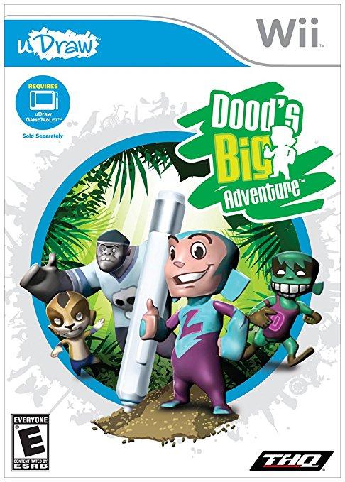 uDraw Dood's Big Adventure