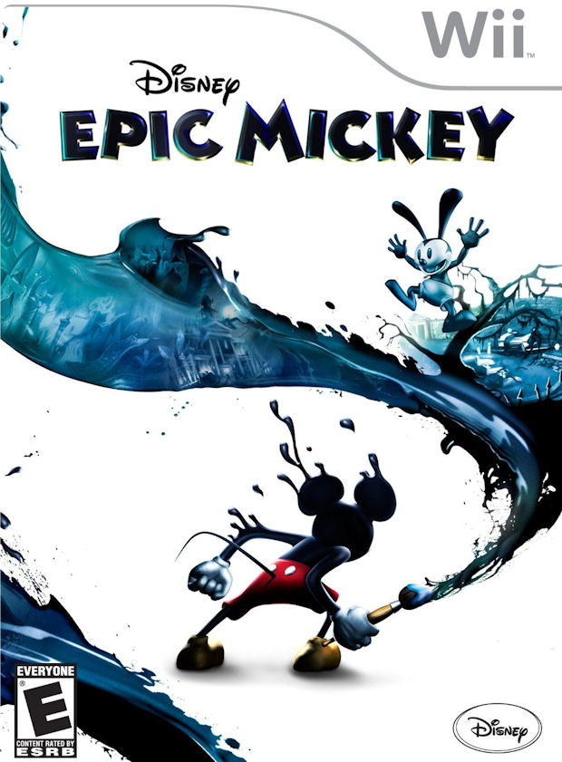 Epic Mickey Official Guide